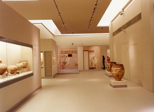 Музей доисторических времён в Фире