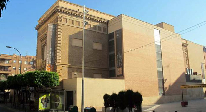 Музей изобразительных искусств Мурсии