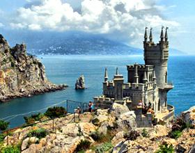 Знаменитые достопримечательности Крыма
