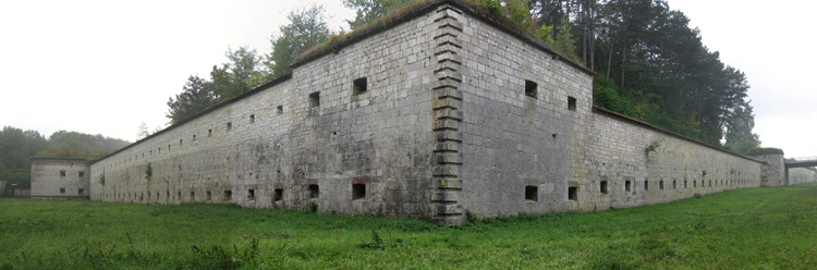 Крепость Ульма