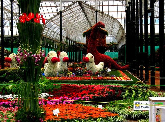 Ботанический сад Лал Багх