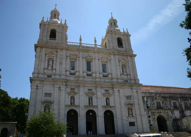 Церковь Сан Висенте ди Фора