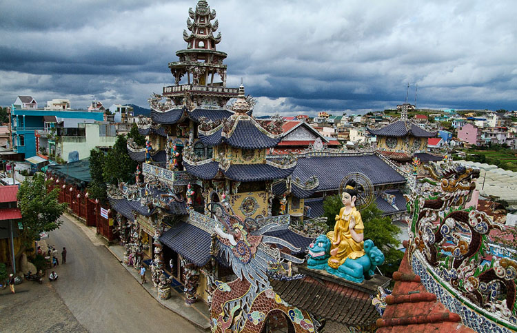 Пагода Пхуок Лам