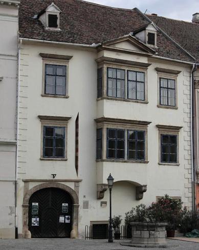 Дом Фабрициуса