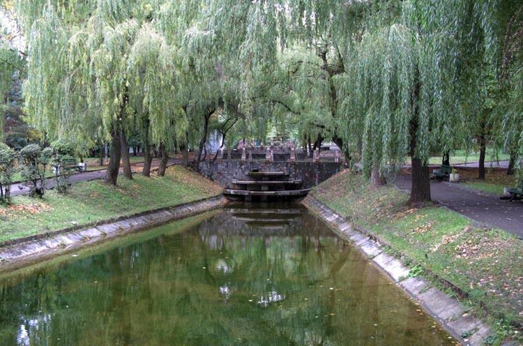 Парк имени Т. Г. Шевченко