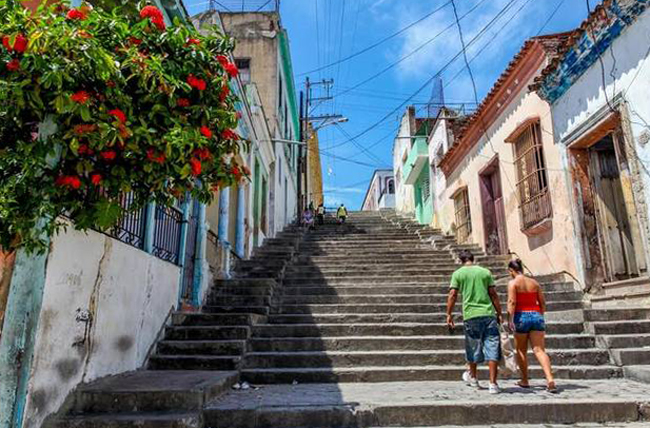 Лестница Падре-Пико