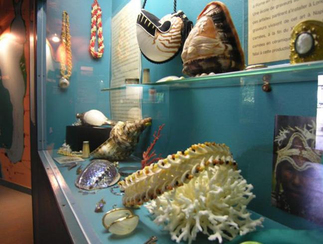 Музей устриц и ракушек