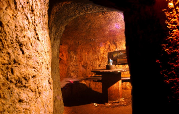 Пещера Лейхтвейса