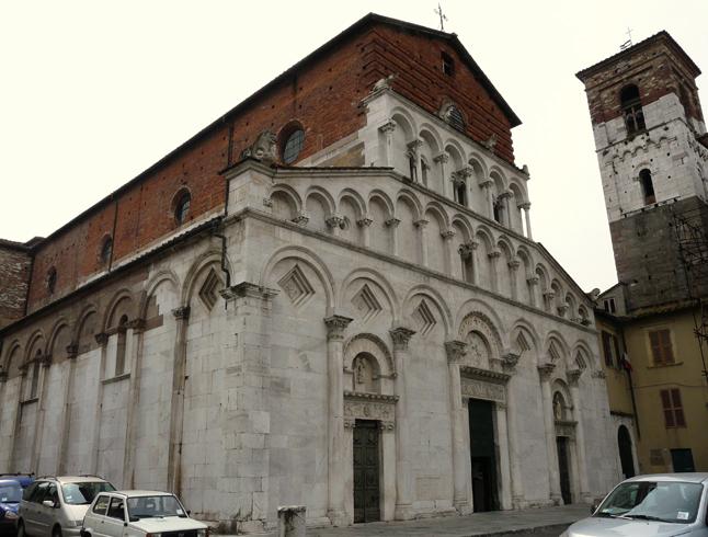 Церковь Санта-Мария Фориспортам