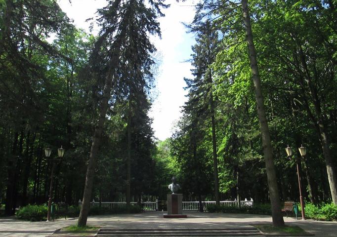 Парк имени Суворова