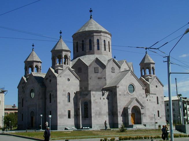 Храм Святого Акоба