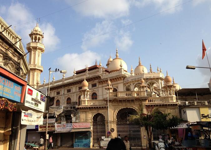 Мечеть Джама-Масджид