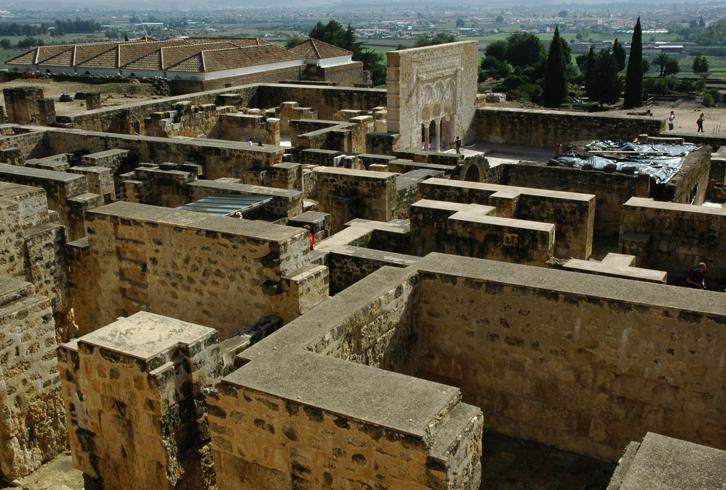 Дворцовый город Медина Асаара