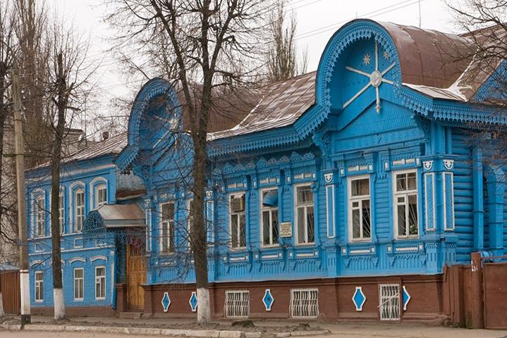 Дом Абросимовых
