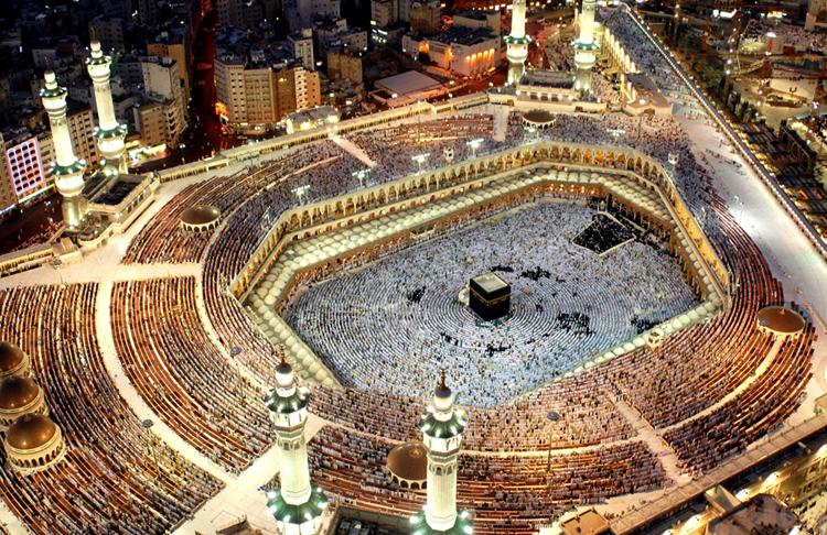 Священная мечеть