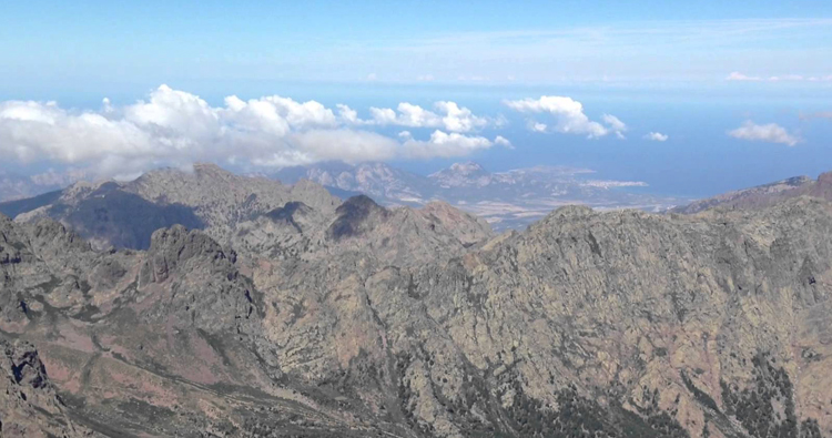Гора Монте-Чинто