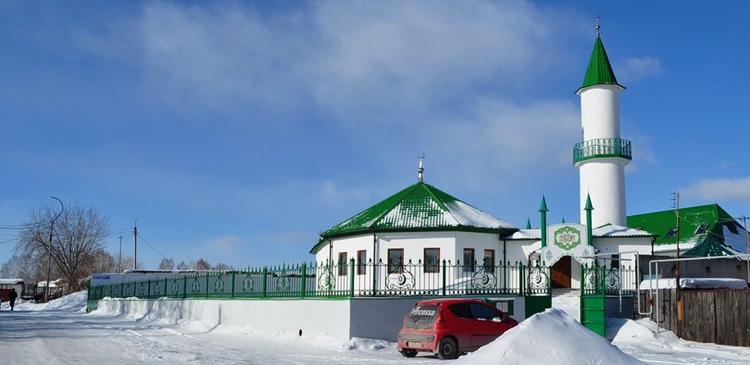 Мечеть Айгуль