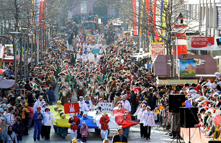 Майнценский карнавал