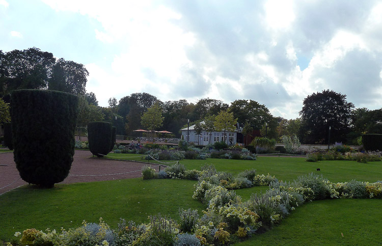 Сады Эспланада