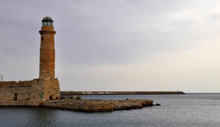 Маяк Венецианской гавани