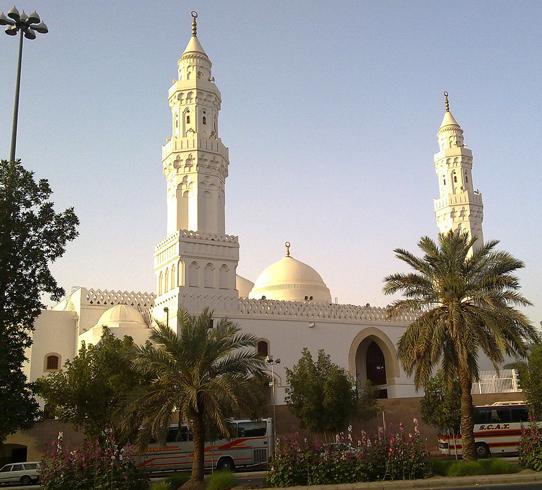 Мечеть al-Qiblatain