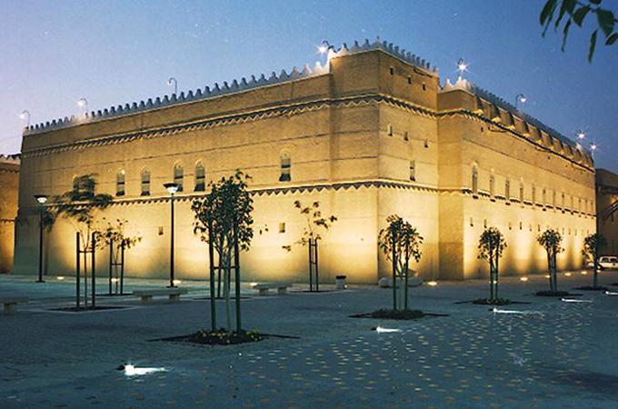 Дворец-крепость Мурабба
