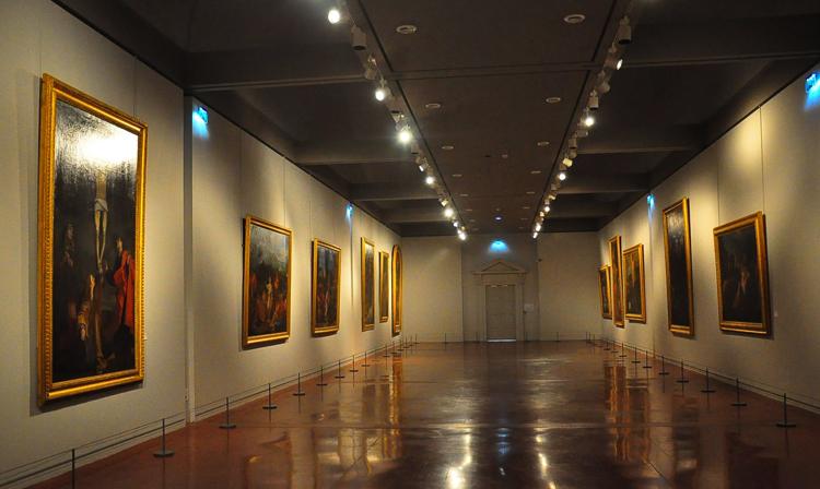 Внутри музея Феш