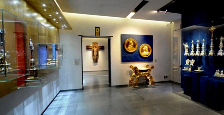 Епархиальный музей Альбани