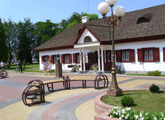 Военно-исторический музей им. А.В.Суворова