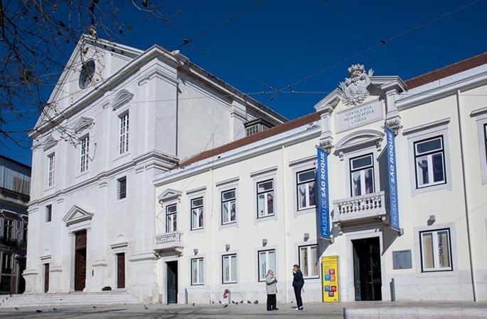 Церковь Сан Роха