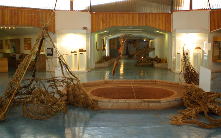 внутри музея Пэйджа