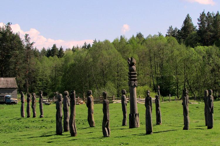 Национальный уникальный парк чувашской республики «Чаваш Вармане»