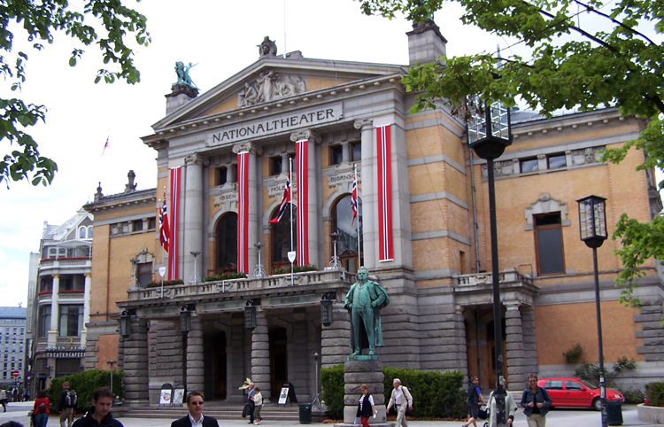 Норвежский национальный театр