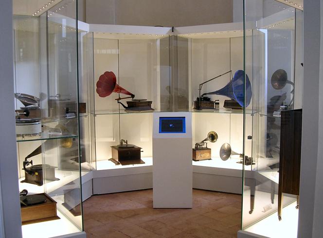 Внутри музея La Casa del Suono