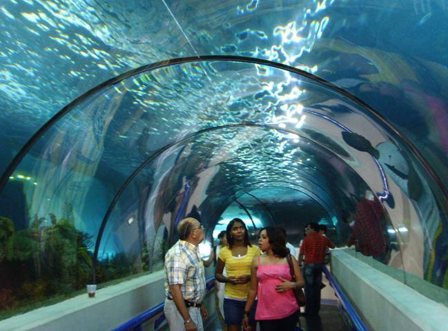 Национальный аквариум Санто Доминго