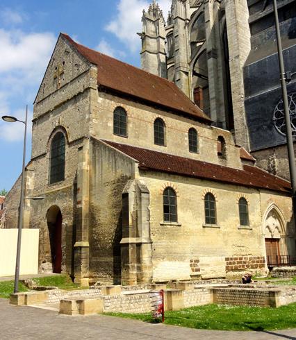Приходская церковь Богоматери