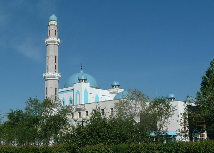Мечеть Нурдаулет