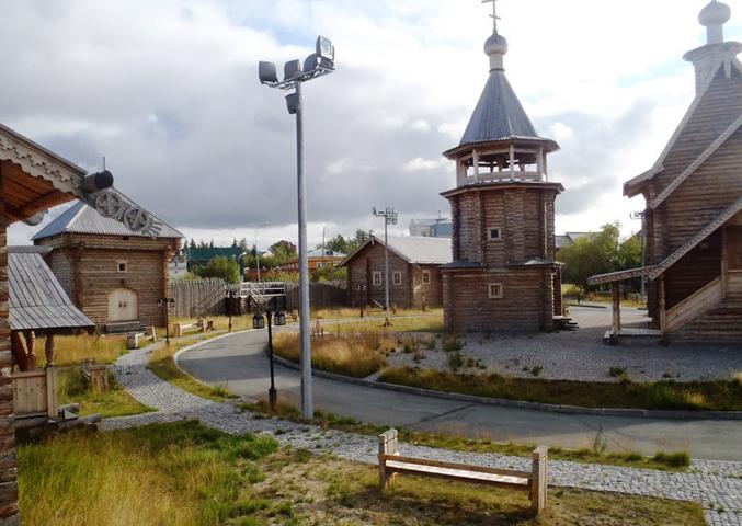 Обдорский городок
