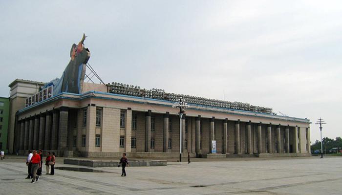 Центральный исторический музей Кореи