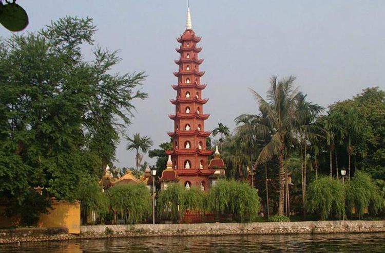 Пагода Чанкуок