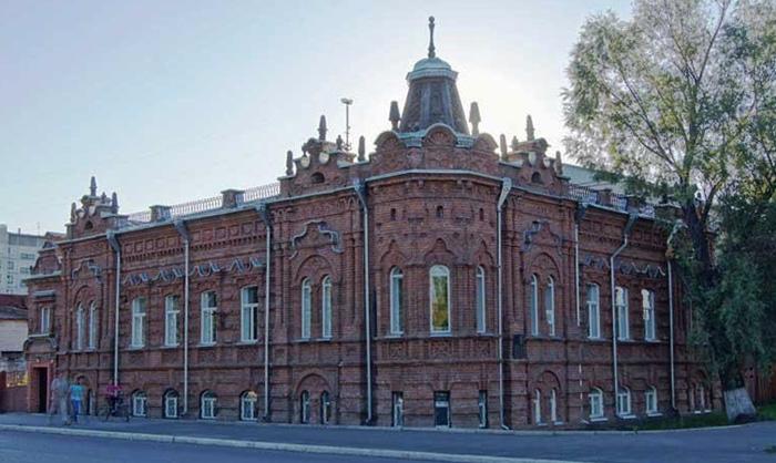 Особняк купца Васенёва