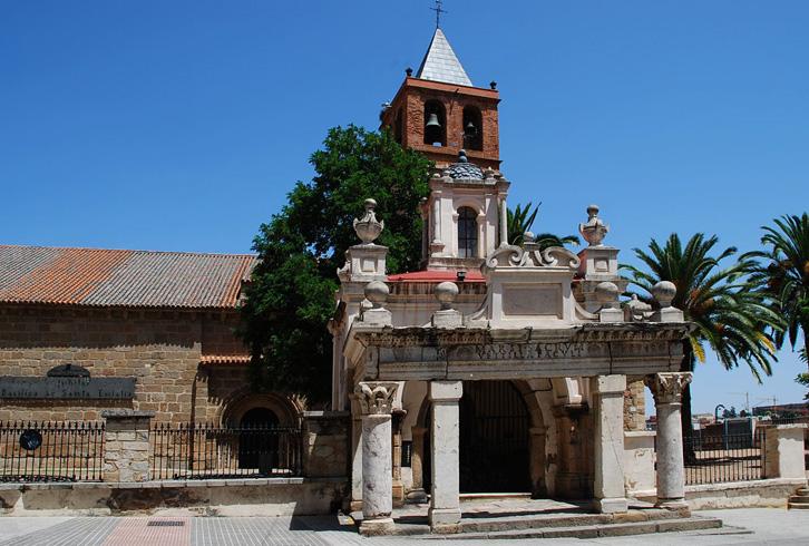 Базилика Санта-Эулалия