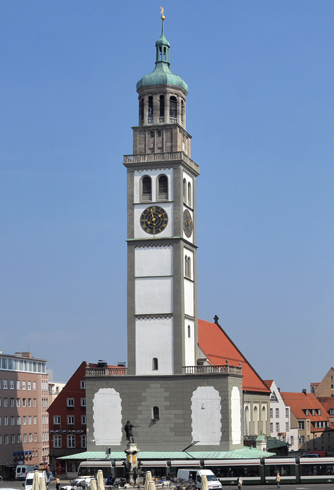Башня Перлах