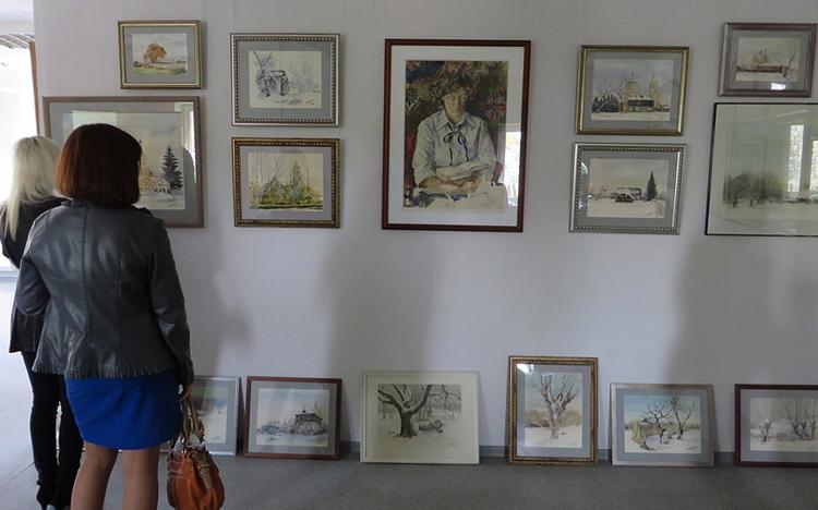 Картинная галерея М. Нехайчика
