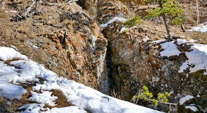 Пещера «Виноградовский провал»