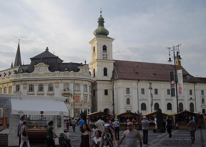 Римско-католическая церковь Святой Троицы