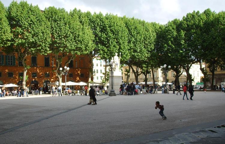 Площадь Наполеона