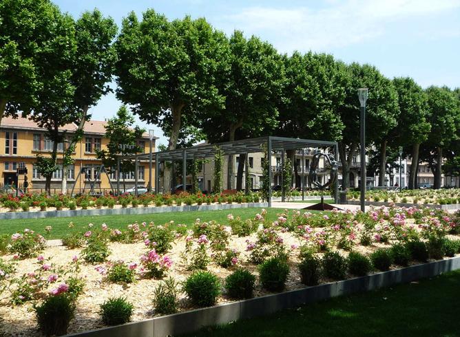 Площадь Гамбетта
