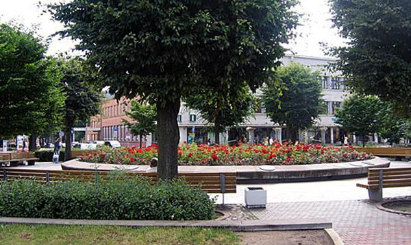 Площадь Рожу