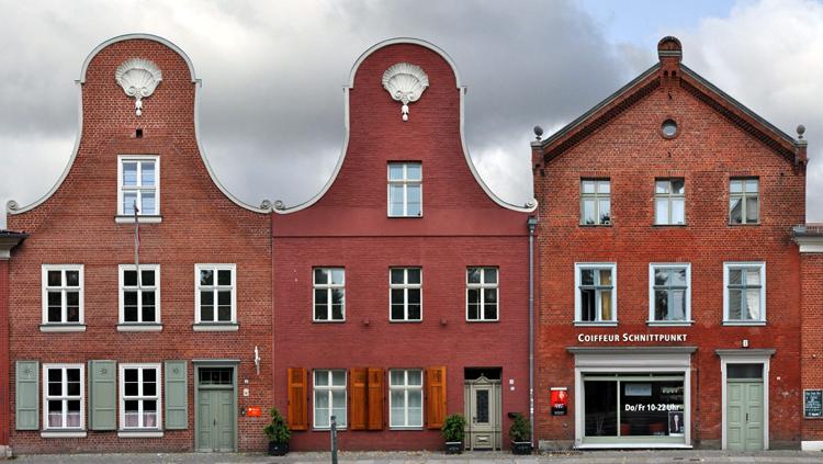 Голландский квартал